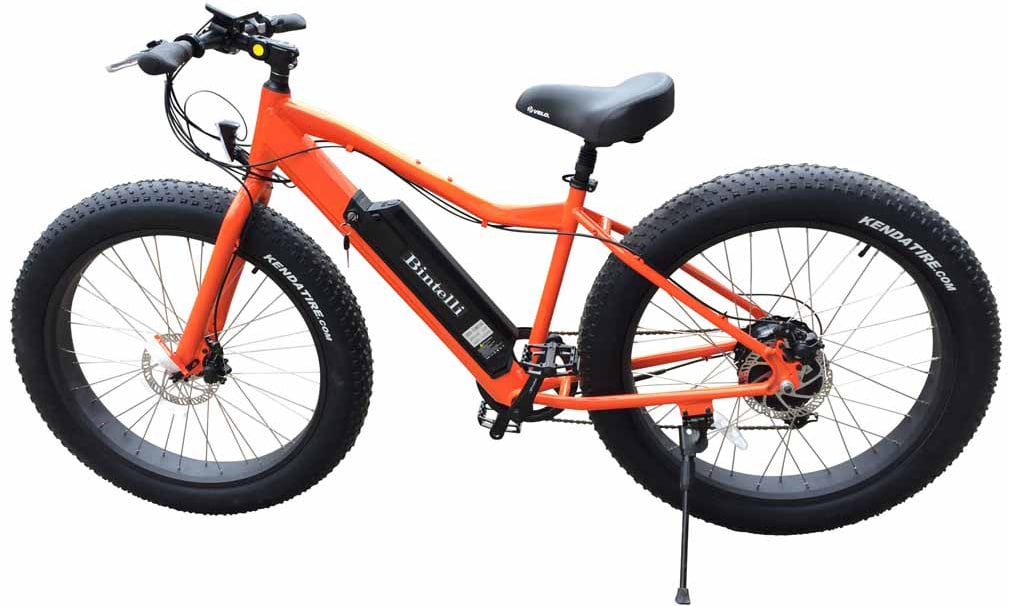 Bintelli M1 Electric Bicycle | Woods Addict Cycles - SSR motorcycles