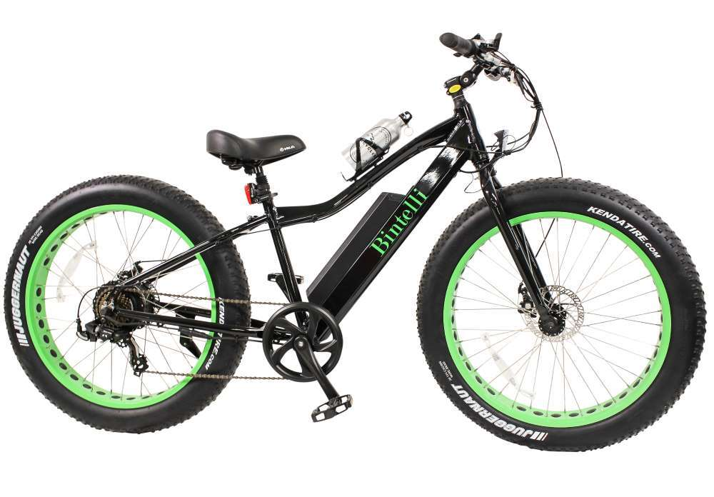 Choosing a Frame For Building an Electric Bike