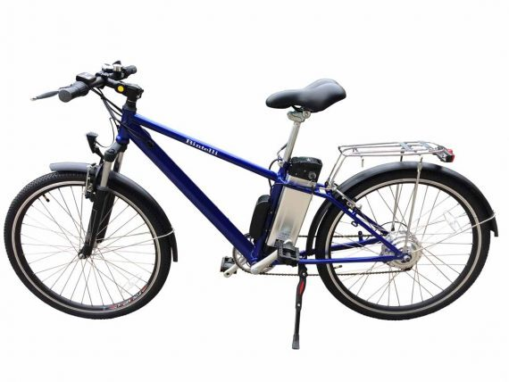 Bintelli E1 Electric Bicycle