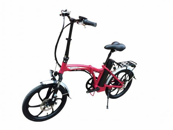 Bintelli F1 Electric Bicycle