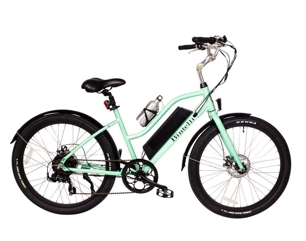 Electric Bicycle For Sale >> Bintelli Bicycles B1 Electric Bicycle For Sale New Beach Cruiser