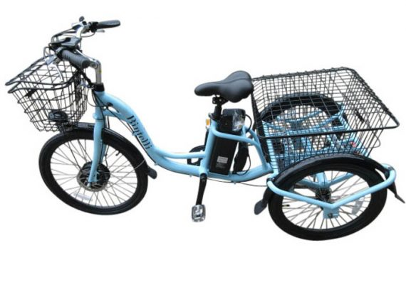 Trio Electric Tricycle