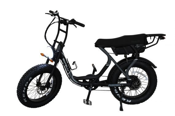 Bintelli Fusion - Hybrid Electric Bike
