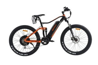 Bintelli Quest Electric Mountain Bike